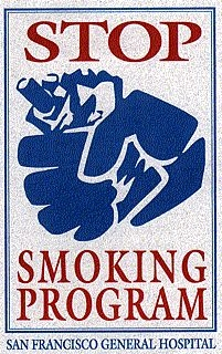 Stop Smoking logo